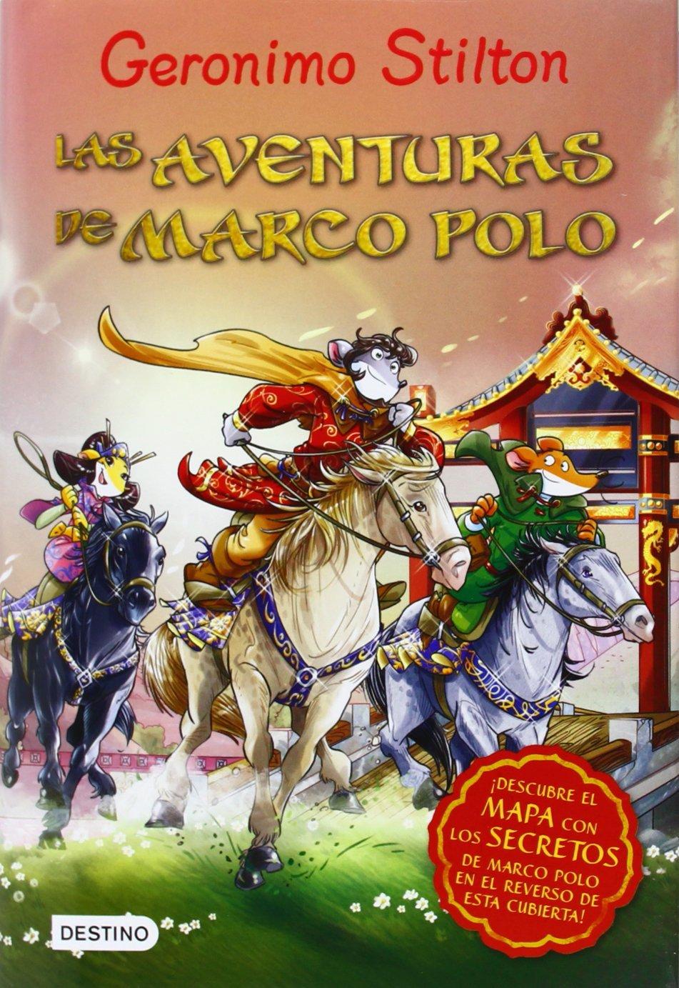 Gs. Grandes Historias Especial. Las Aventuras De Marco Polo ...