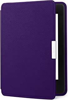 Kindle Paperwhite Leather Case, Persimmon - fits all Paperwhite generations prior to 2018  (Will not fit All-new Paperwhite 10th generation)