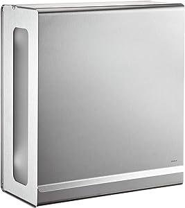 Blomus 66656 Stainless Steel Paper Towel Dispenser