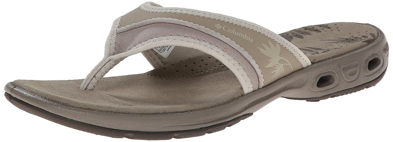 Columbia Women's Kambi Vent Sandal B00KWK4SD8 9 M US|Silver Sage, Stone
