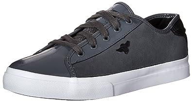 Creative Recreation Men's Kaplan Fashion Sneaker, Smoke Black Padded, ...
