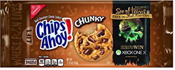 Chips Ahoy! Chunky Chocolate Chip Cookies, 11.75 Ounce (Pack of 12) (packaging may vary)