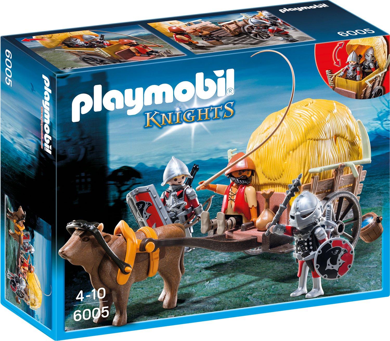 Playmobil 6005 - Tarnkutsche der Falkenritter  Single
