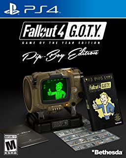 Amazon com: Fallout 4 - PlayStation 4 [video game]: Bethesda