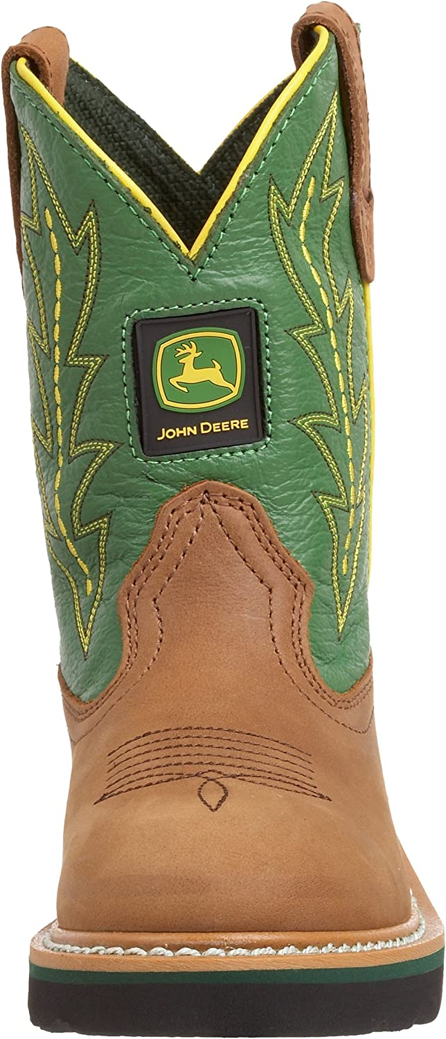 Toddler//Little Kid John Deere 2186 Western Boot