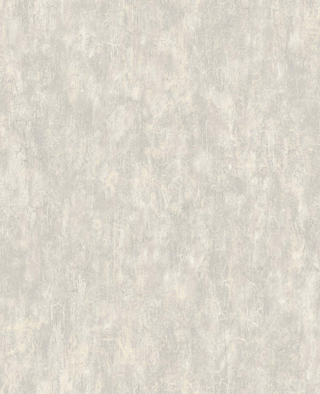 Mayflower Wallpaper Realistic Faux Concrete Gray Steel Double Roll