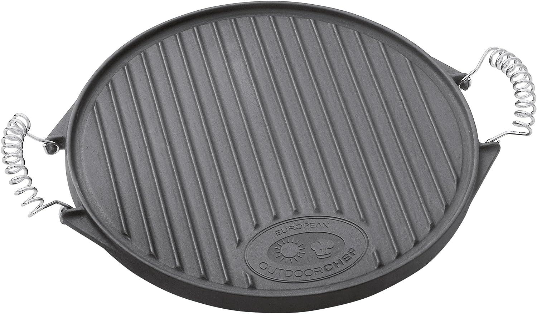 Outdoorchef - Plancha para Barbacoa 480/570 BBQ (tamaño Mediano)
