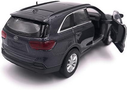 H Customs Kia Sorento Modellauto Auto Lizenzprodukt 1 34 Zufällige Farbauswahl Auto