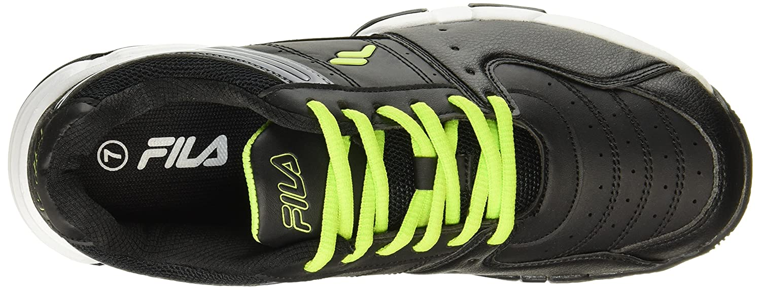 537bc080ed9 Fila Men s Baseline Tennis Shoes  Buy Online at Low Prices in India -  Amazon.in