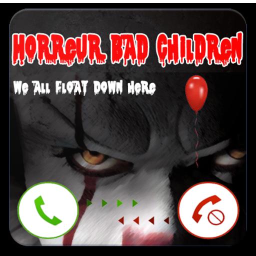 scary children killer clown