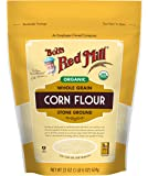Bob's Red Mill Organic Corn Flour, 624 grams