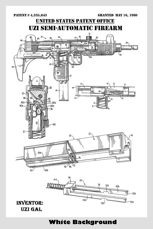 Uzi Schematic | Wiring Diagram