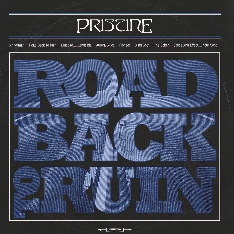 Pristine - Road Back To Ruin : Pristine: Amazon.es: Música