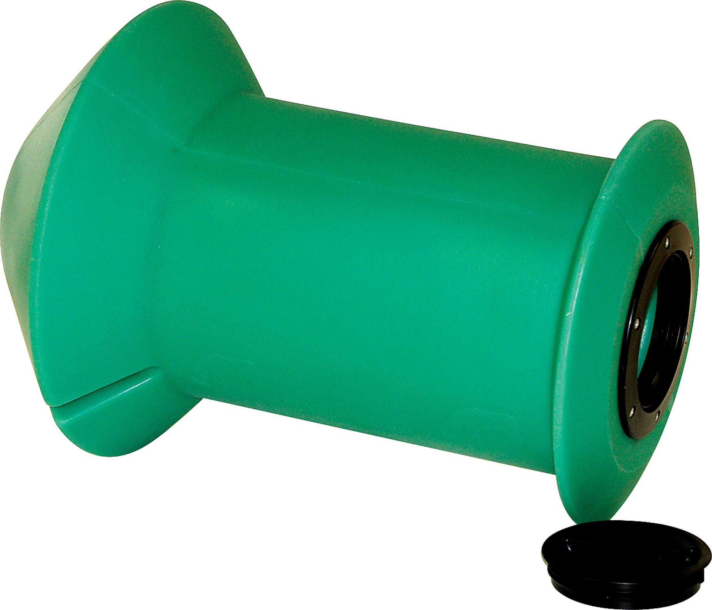 HORSEMEN'S PRIDE INC Amazing Graze Treat Toy for Equine Green 20 INCH