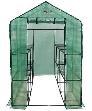 Premium Serre Coque Plastique Jardinage A Terrasse Jardin Ou Jardin