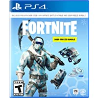 Warner Bros Fortnite: Deep Freeze Bundle - PlayStation 4 [Code Only]