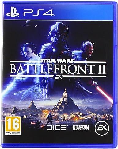 Star Wars : Battlefront 2 - Edition Standard - PlayStation 4 ...