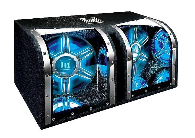 Amazon.com: Dual Electronics SBP8A 8 inch illumiNITE High ...