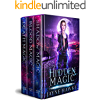 Complete Hidden Magic Trilogy.