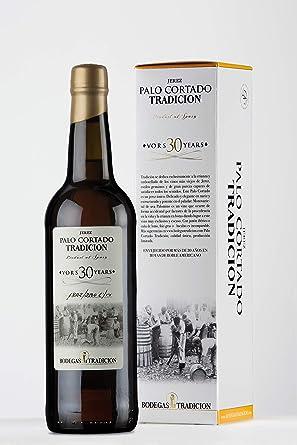 Palo Cortado Tradicion VORS Vino D.O Jerez 75 cl.: Amazon.es ...