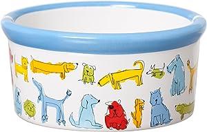 Signature Housewares Dog Town Dog Bowl