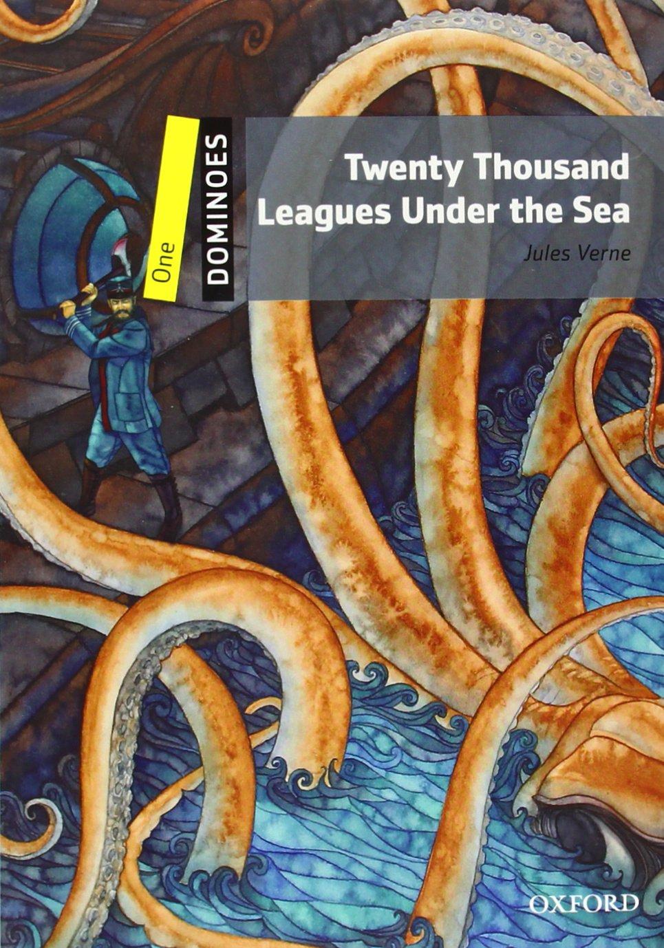 Dominoes: Level 1: 400-Word Vocabulary Twenty Thousand Leagues Under the Sea (Dominoes: Level 1 400 Headwords) PDF