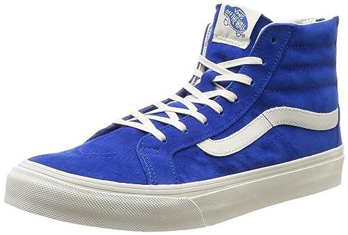Vans U Sk8-hi Slim Zip Scotchgard, Unisex-Erwachsene Sneakers