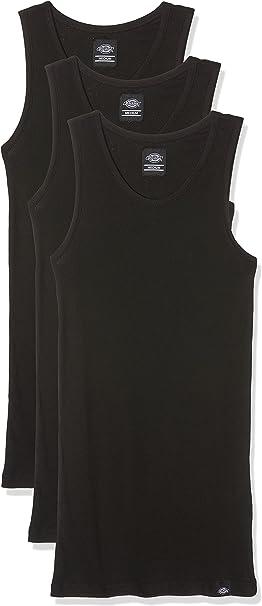 Dickies Proof Pack Camiseta de Tirantes 3 para Hombre: Amazon ...