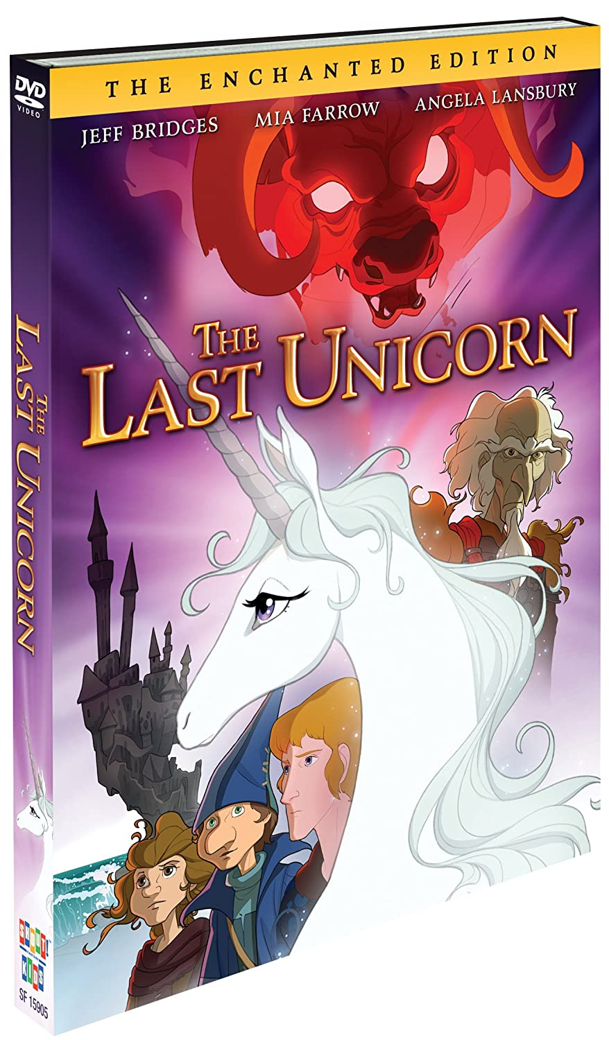 the last unicorn movie