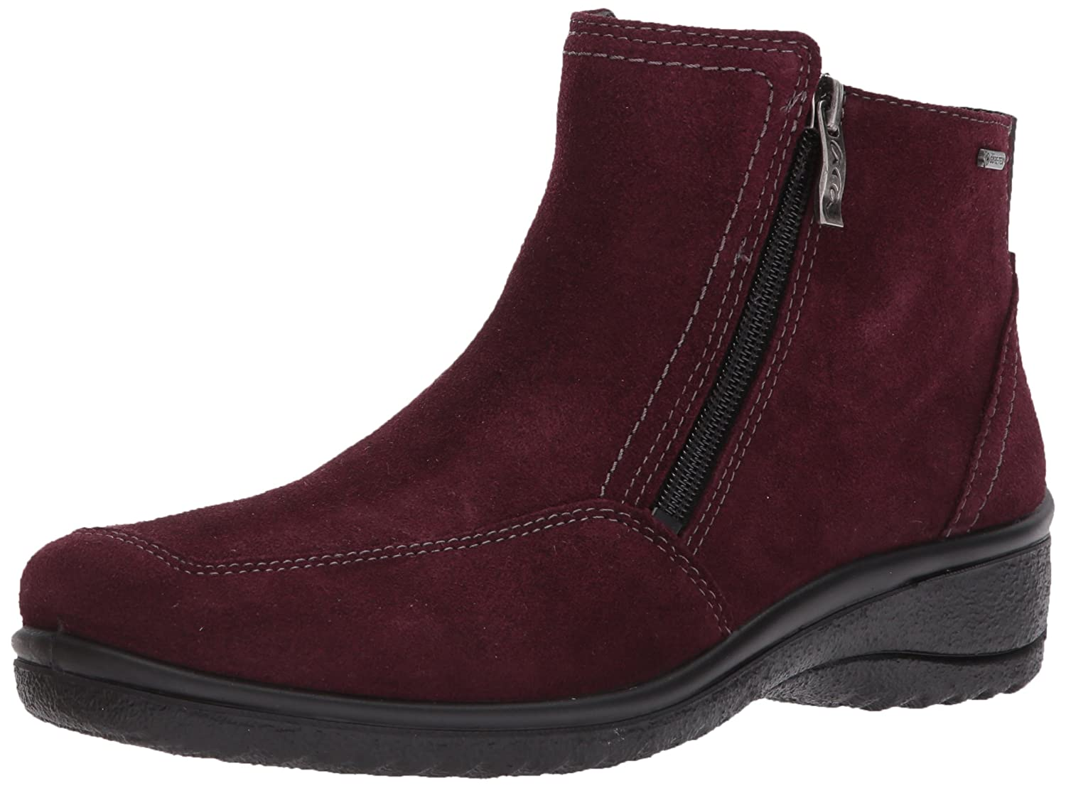 ara Women's Mila Ankle Boot B06XHP1FDN 6 B(M) US|Brunello Suede