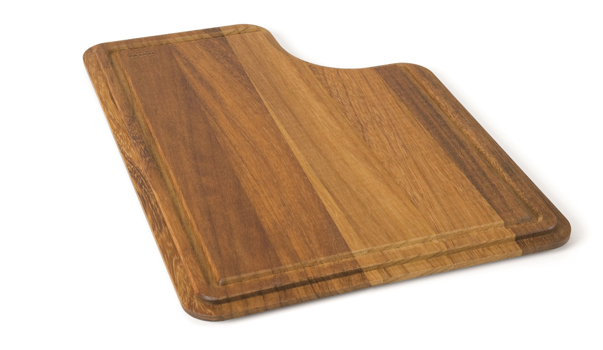 Franke PS12-40S Professional Series Cutting Board with Cutout, Wood by Franke