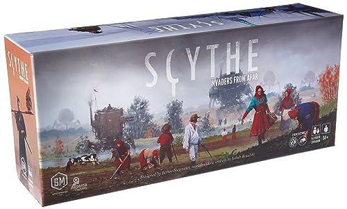 Stonemaier Games  STM615 Scythe Expansion: Invaders from Afar