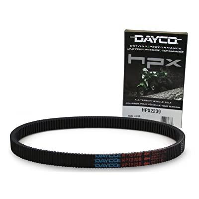 Dayco HPX2239 HPX High Performance Extreme ATV/UTV Drive Belt: Automotive