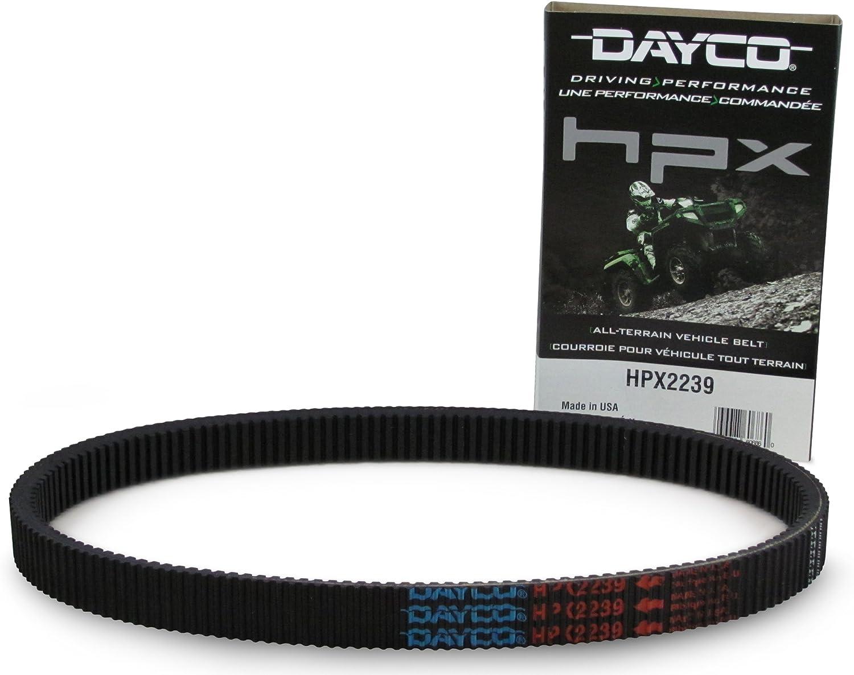 Dayco HPX2239 HPX High Performance Extreme ATV//UTV Drive Belt