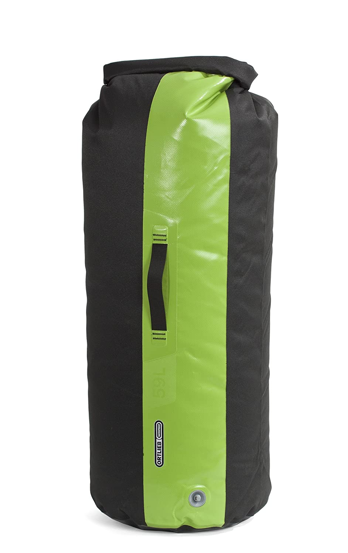 Ortlieb - Bolso (con válvula, 59 L), Color Negro y Verde ...