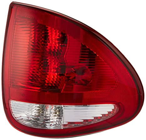 TYC Taillight Taillamp Rear Tail Light Lamp Left Driver Side SAE//DOT Approved