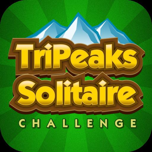 tri peaks solitaire free - 1