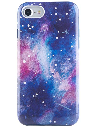 Amazon Dimaka Case For IPhone 40 Case IPhone 40 Case Space New Galaxy Pattern