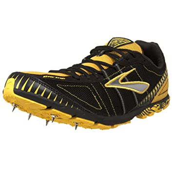 ed3d4922f31 Brooks Mach 12 Cross Country Running Spikes - 9.5  Amazon.co.uk ...