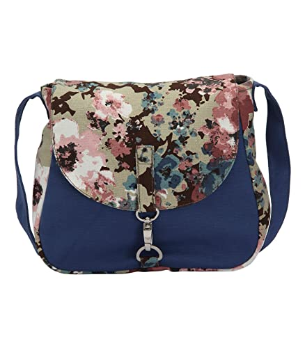 Vivinkaa Women s Sling Bag (Blue)  Amazon.in  Shoes   Handbags 0616c5017a