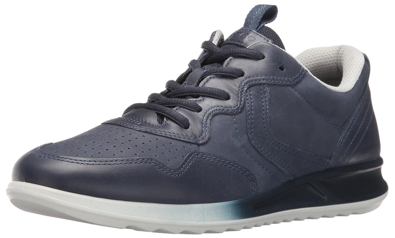 ECCO Women's Women's Genna Fashion Sneaker B01ELFY0VY 39 EU/8-8.5 M US|Marine/Marine