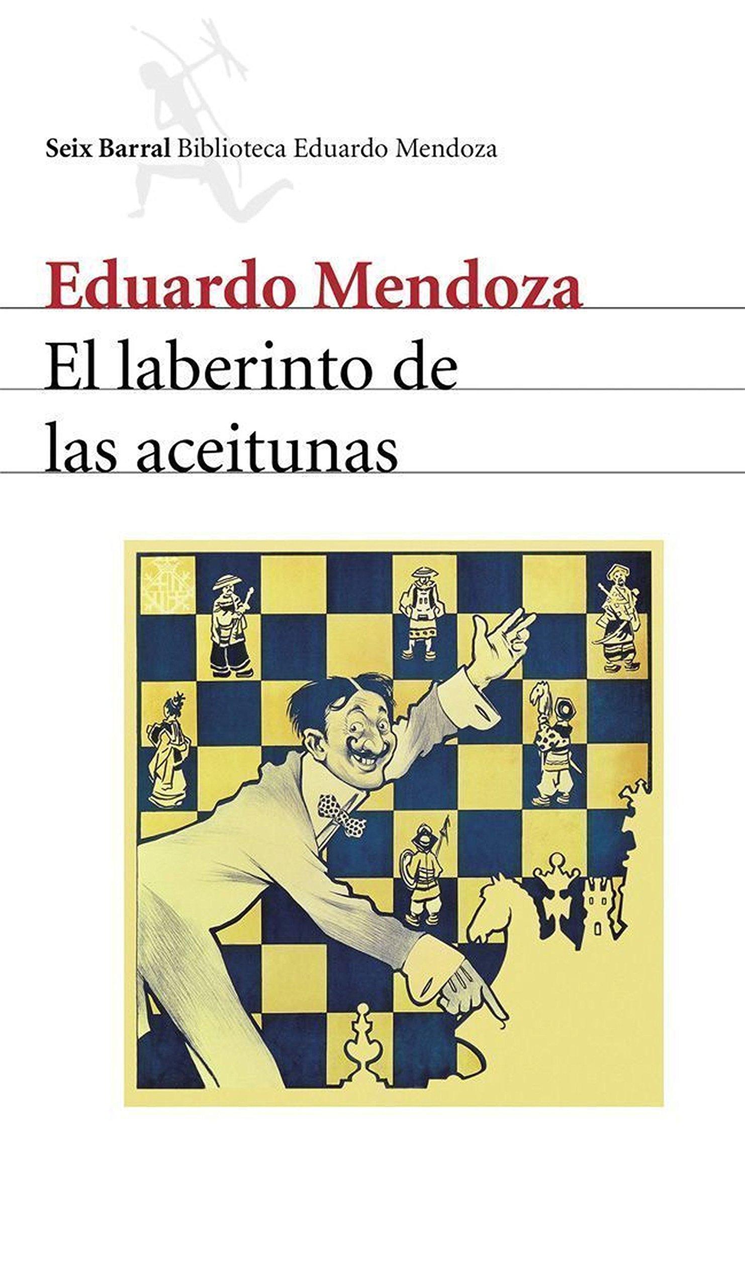 El laberinto de las aceitunas (Seix Barral): Amazon.es: Eduardo Mendoza: Libros