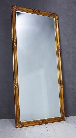 Wholesaler Gmbh Wandspiegel Spiegel Gold Ca 180 X 80 Cm Antik Stil