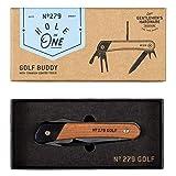 Gentlemen's Hardware Unisex Golfer's Buddy 5-in-1