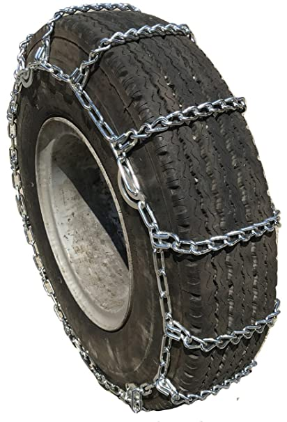 Semi Truck Tires Near Me >> Amazon Com Tirechain Com 295 75r22 5 295 75 22 5 Cam Tire Chains