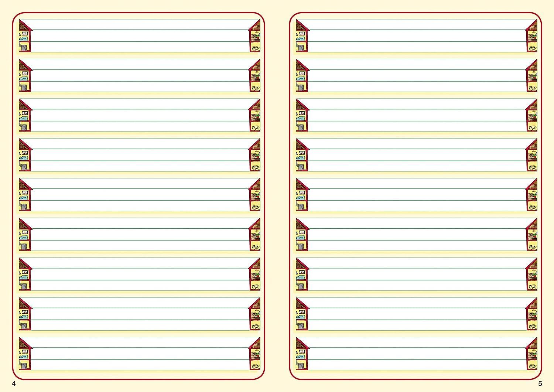 Berühmt Linienvorlage Zum Schreiben Zeitgenössisch - Beispiel ...