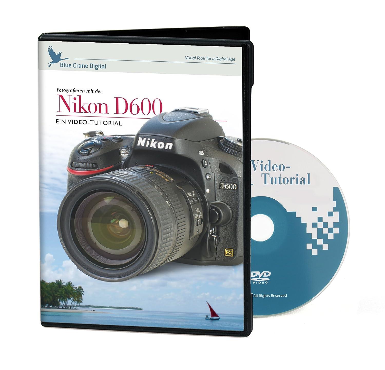 Kaiser 6429 - DVD tutorial para cámara Nikon D600 (en alemán ...
