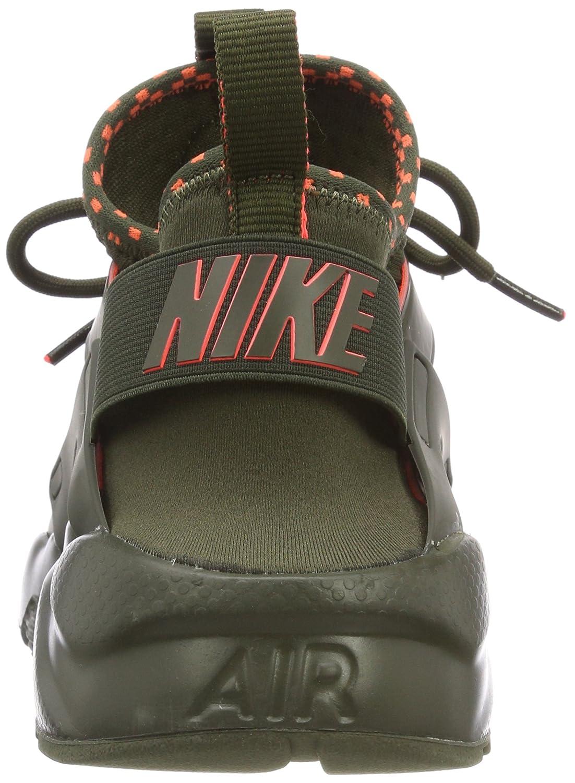 uk availability b6d16 ff520 ... nike air cargo hommes courir ultra se huarache kaki chaussures   total  des chaussures kaki pourpre ...