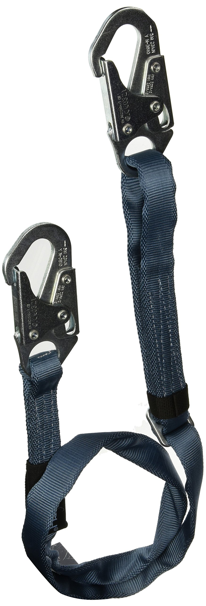 FallTech 8209 6-Foot Adjustable Web Restraint Lanyard