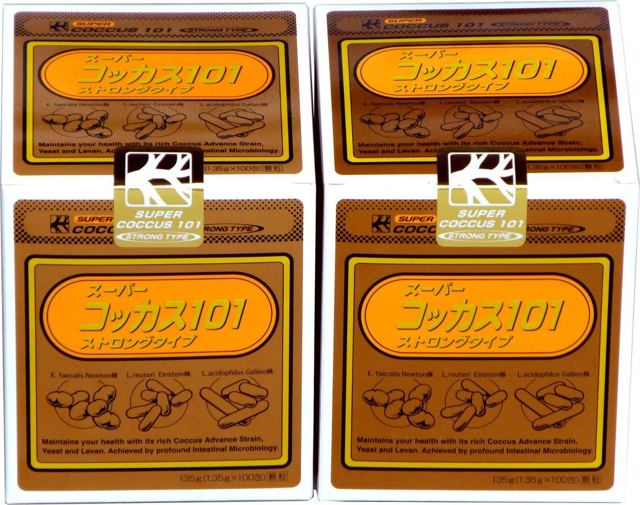 スーパー コッカス101 ストロングタイプ 2缶 B07D3N4SVB
